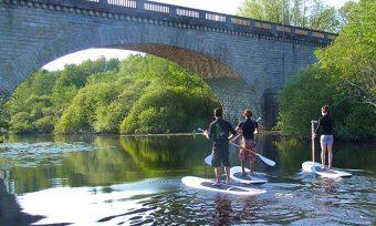 Le sport santé – bien être à l'affiche au CVAN Paddle en douceur à partir de la rentrée
