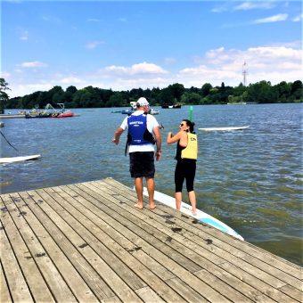 Nouveauté sport santé : Atelier nautique Bien être sur l'eau ouvert à tous.