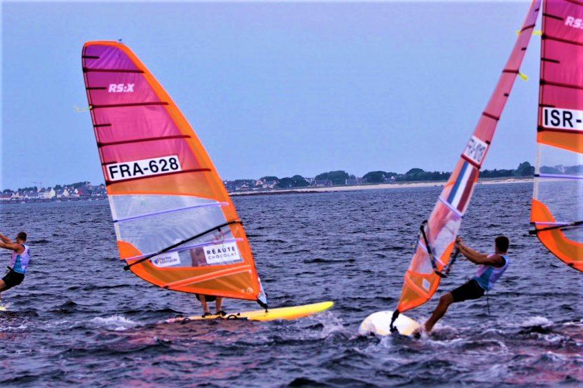 Challenge régional d'automne des clubs ! victoire du CVAN en windsurf.