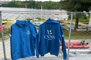 Sweat CVAN au couleur du club
