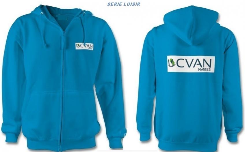 Sweat-Shirt des 50 ans du CVAN